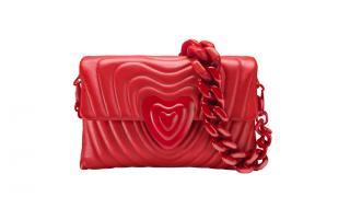 ESCADA special edition Heart bag. Photo: ESCADA